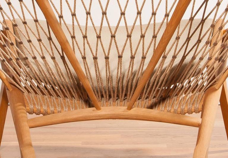 Late 20th Century 1980s ,'Circle' Chair by Hans J. Wegner for PP Möbler