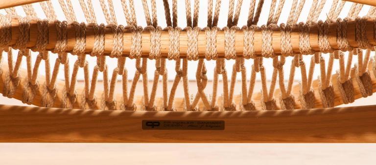 1980s ,'Circle' Chair by Hans J. Wegner for PP Möbler 4