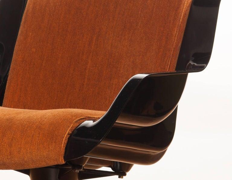 1960s, Yrjö Kukkapuro Set Chairs Model 3814-1KF 4