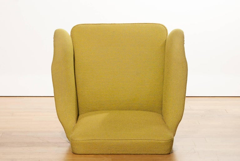 1940s Lounge Chair By Carl Malmsten For Dux For Sale At