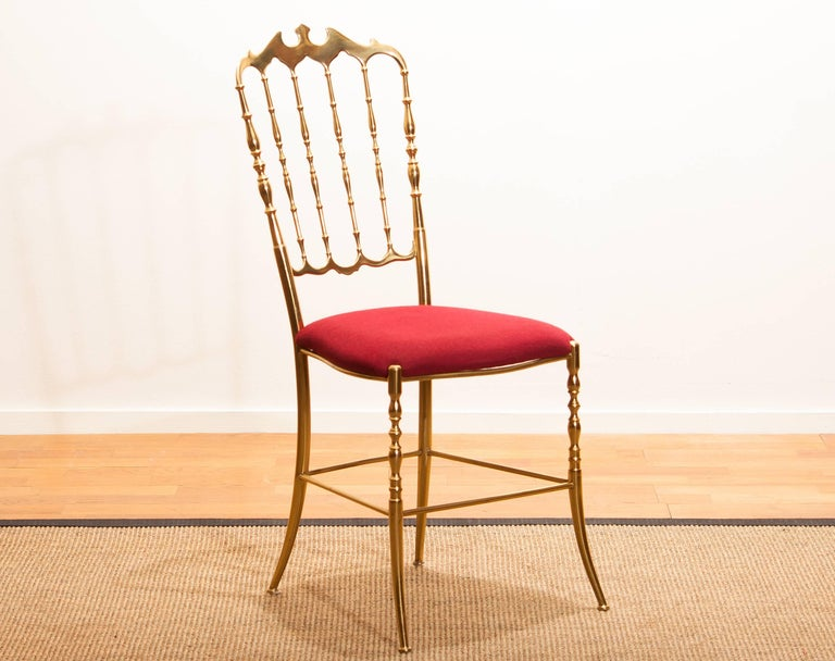 Beautiful chair made by Chiavari Italy.