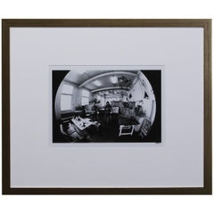 "Nico Koster, Title ""Constant in Eigen Atelier,"" Framed Photograph"