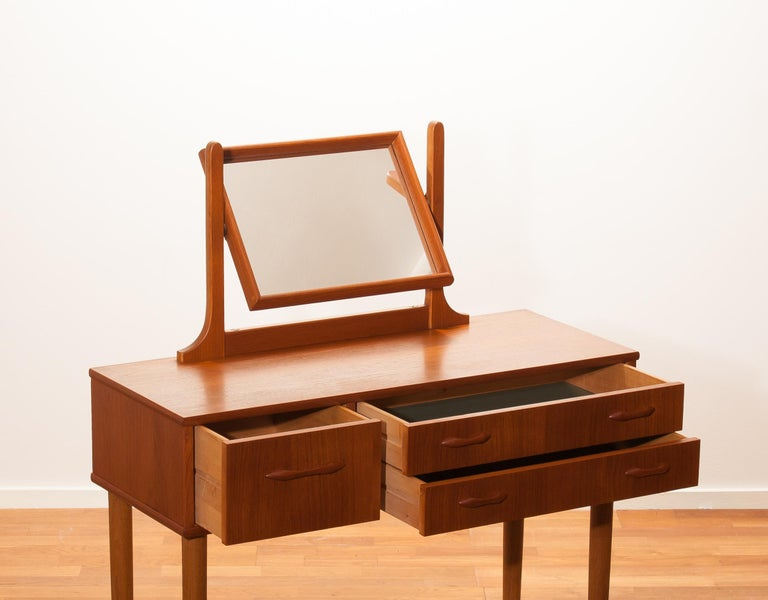 Beautiful dressing table by Ulferts Sweden.