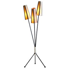 1950s, Three-Light Floor Lamp, Sweden