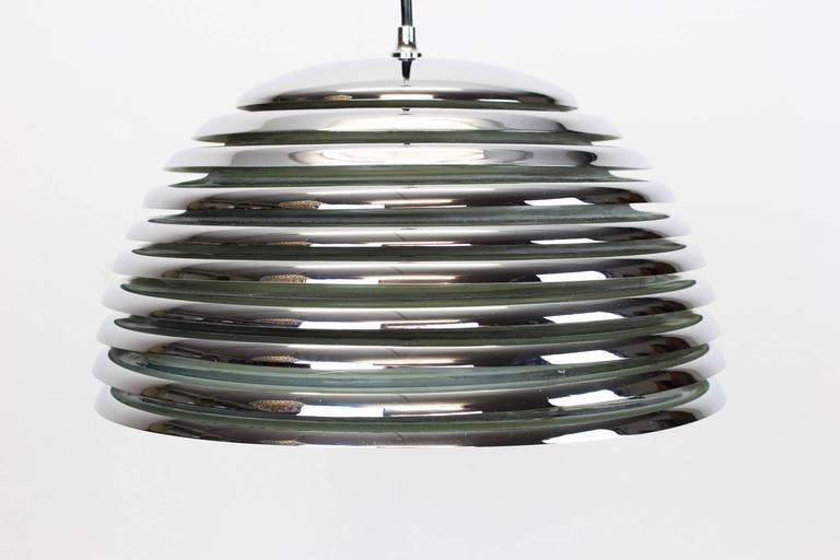 Saturno Pendant Light by Kazuo Motozawa, Germany, 1970s For Sale 1