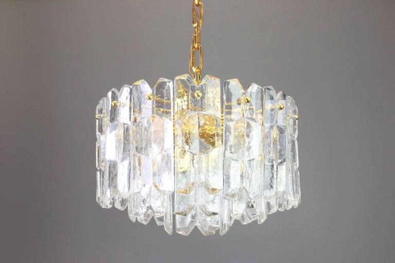 Kronleuchter Palazzo ~ 1 von 2 atemberaubenden vergoldeten messing kristall licht leuchter