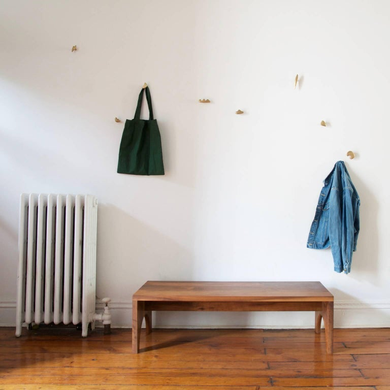 Brass Hardware Elemental Hold 'Cocoon' Pull In New Condition For Sale In Brooklyn, NY