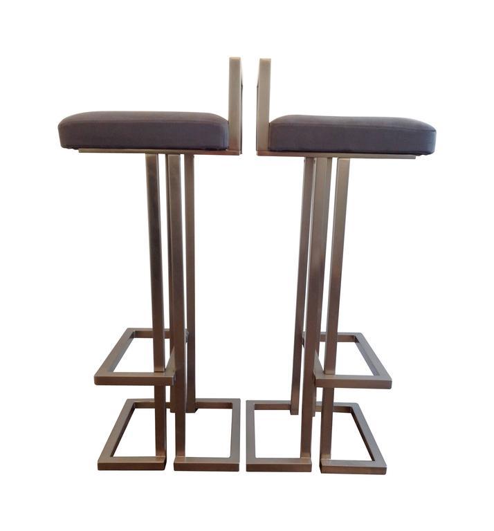 pair of bar stools