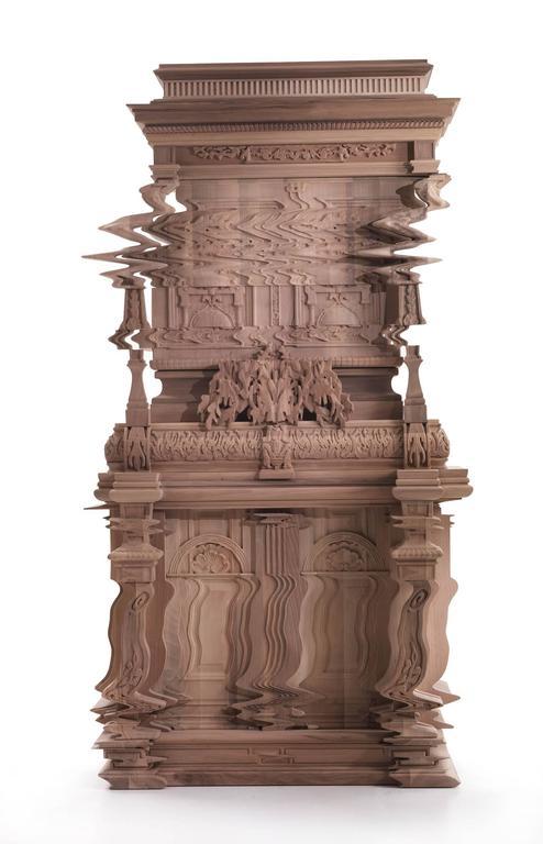 Ferruccio Laviani, Good Vibrations Cabinet, Fratelli Boffi, Italy ...