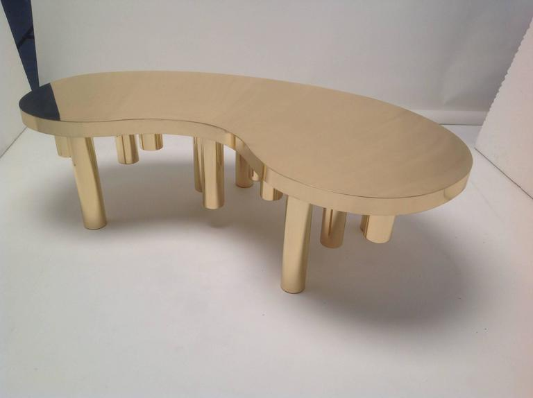 Coffee Table Stalattite Model by Studio Superego, Italy In Excellent Condition For Sale In Milan, Italy