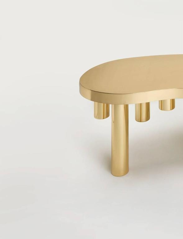 Modern Coffee Table Stalattite Model by Studio Superego, Italy For Sale