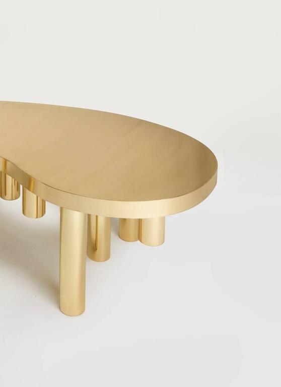 Italian Coffee Table Stalattite Model by Studio Superego, Italy For Sale