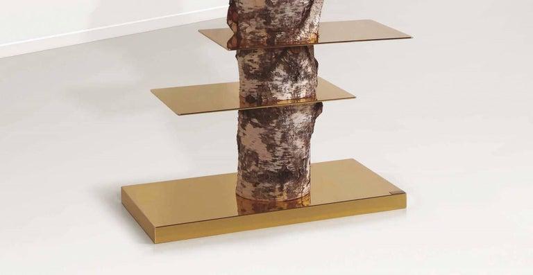 """Andrea Branzi """"Tronchi"""" Bookcase, Superego Editions, Italy 4"""