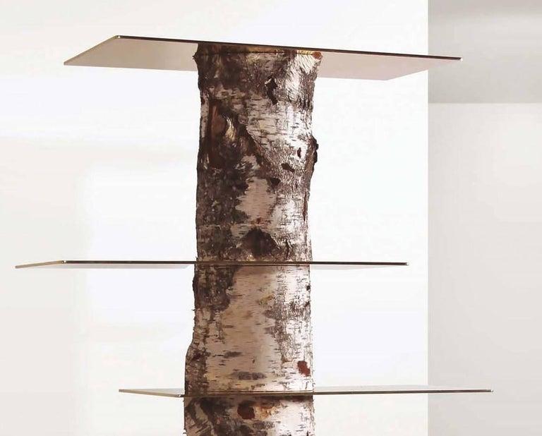 """Andrea Branzi """"Tronchi"""" Bookcase, Superego Editions, Italy 2"""