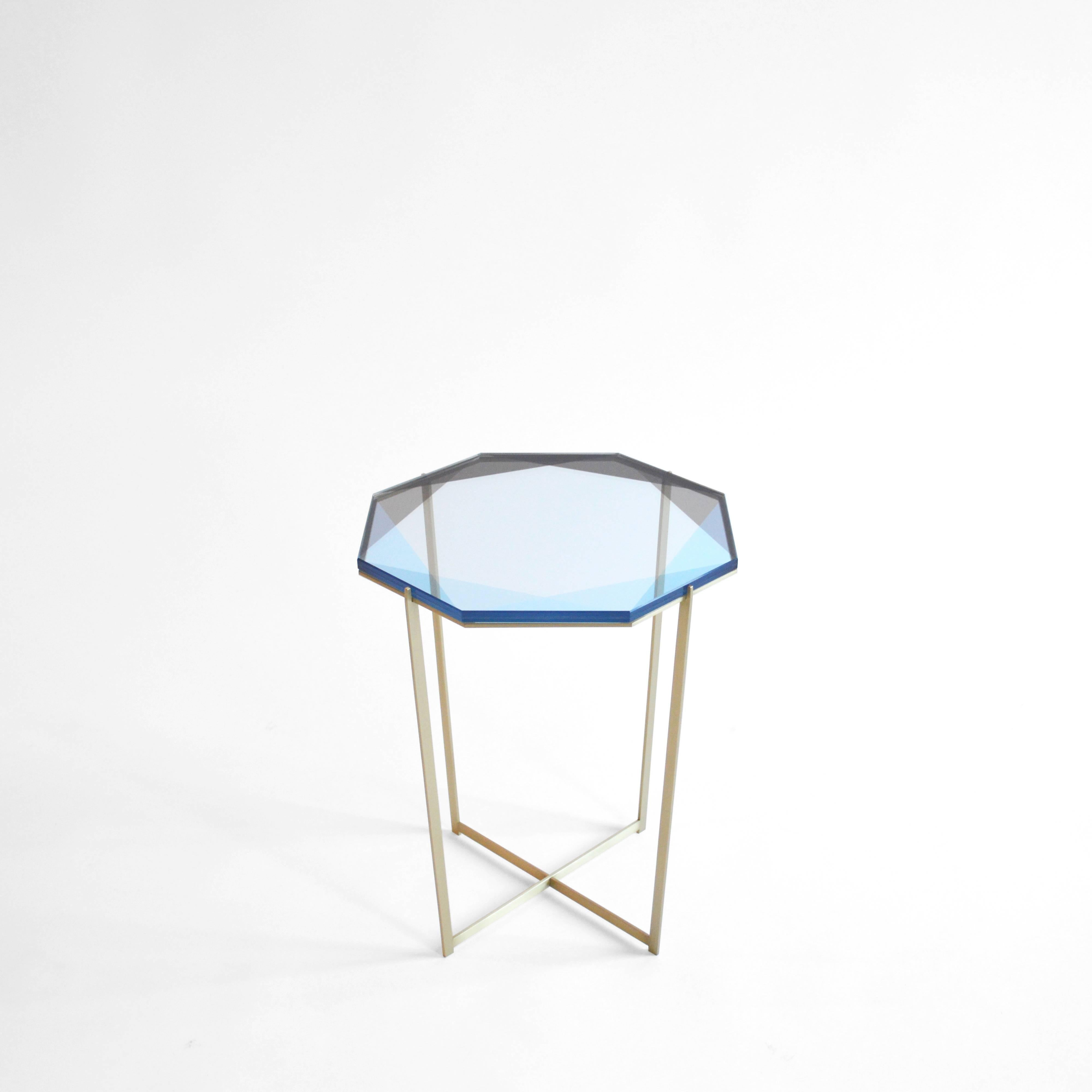 Our Gem Collection Of Tables Are Inspired By The Reflections Of Light And  Transparencies Found In