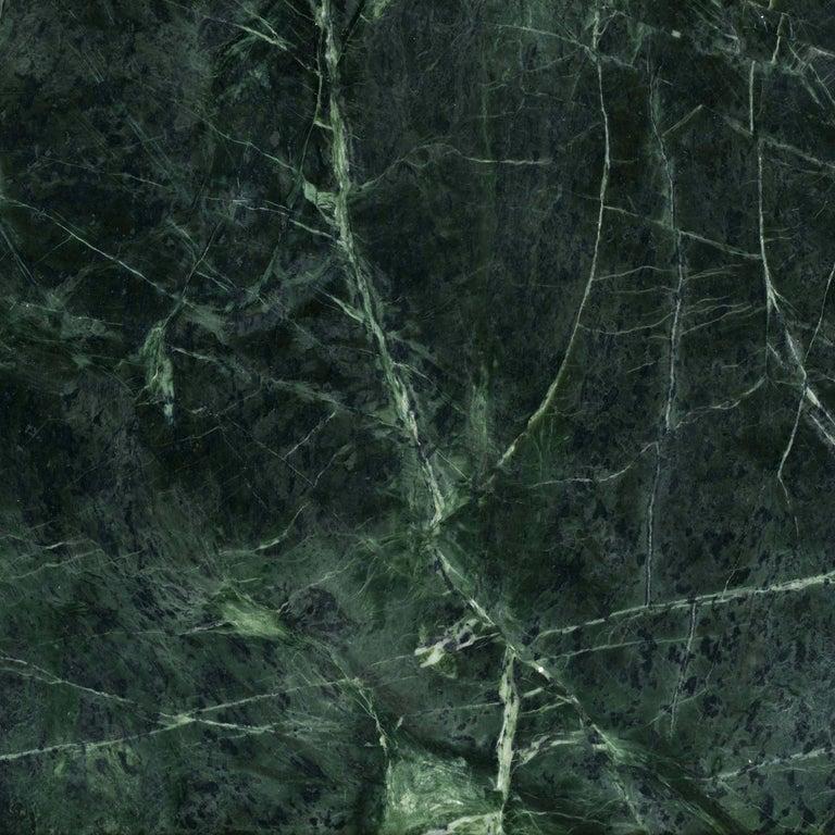 Mogador Beistelltisch aus solidem Marmor 5
