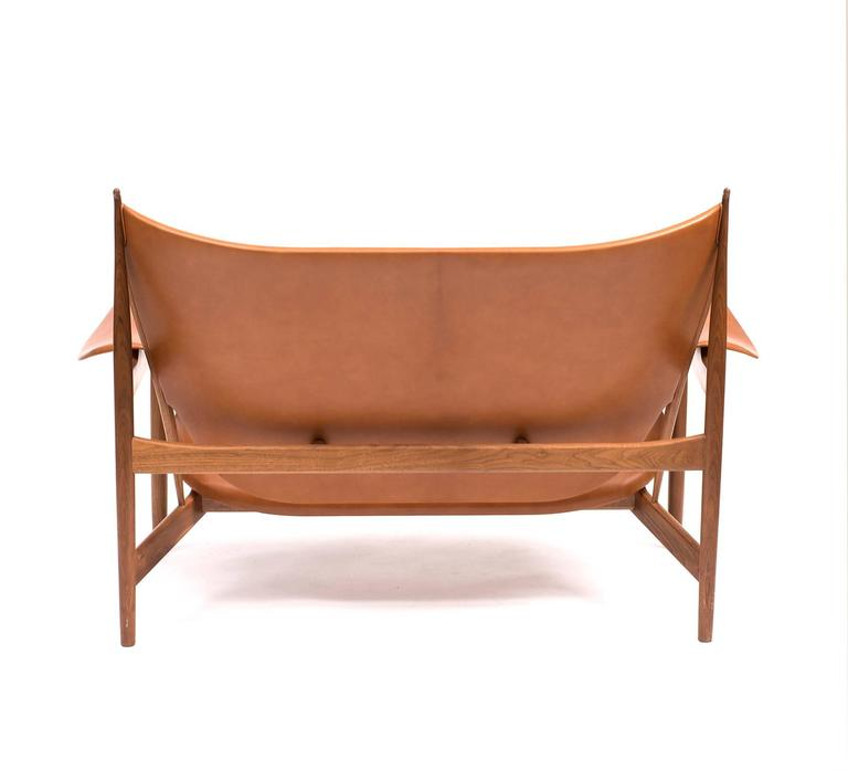 Finn Juhl Chieftain Sofa For One Collection 2013 For Sale