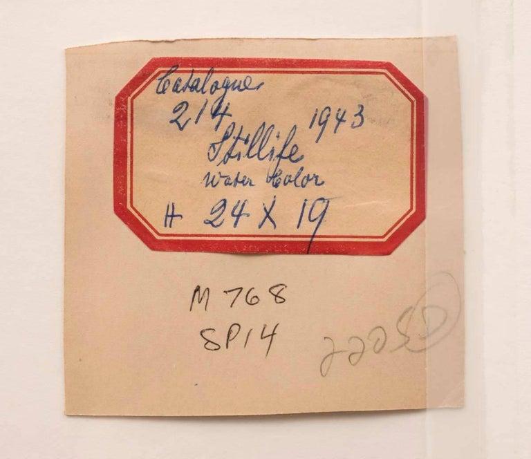"""""""Still Life"""" by Hans Hofmann, 1943 3"""