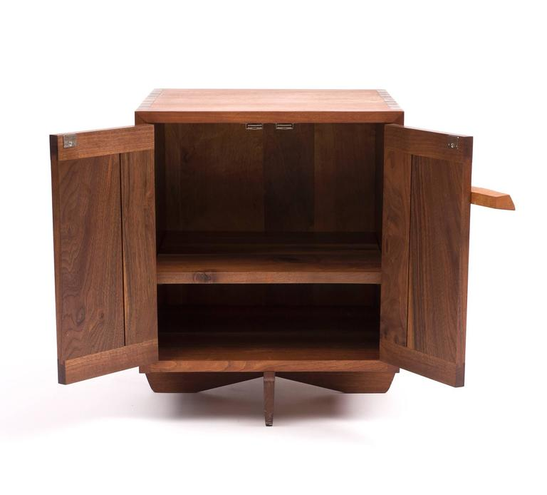 American Kornblut Case by George Nakashima, 1970s For Sale