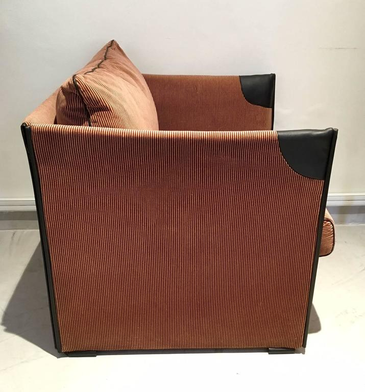 Mario Bellini Break Lounge Chair for Cassina, Italy In Good Condition For Sale In Madrid, ES