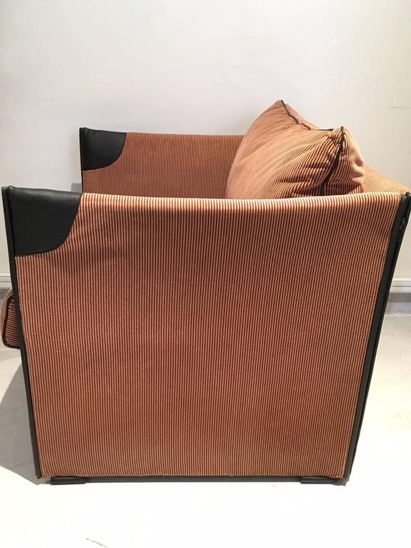 Mario Bellini Break Lounge Chair for Cassina, Italy For Sale 1