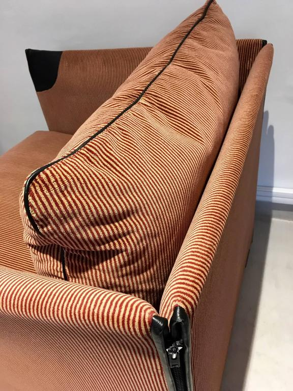 Mario Bellini Break Lounge Chair for Cassina, Italy For Sale 2
