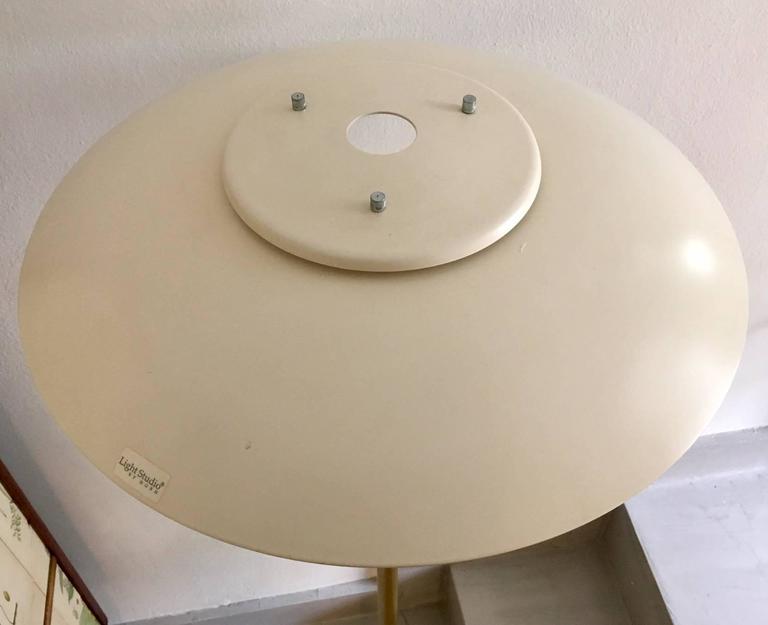 Brass Floor Lamp Model 1585 By Light Studio By Horn For