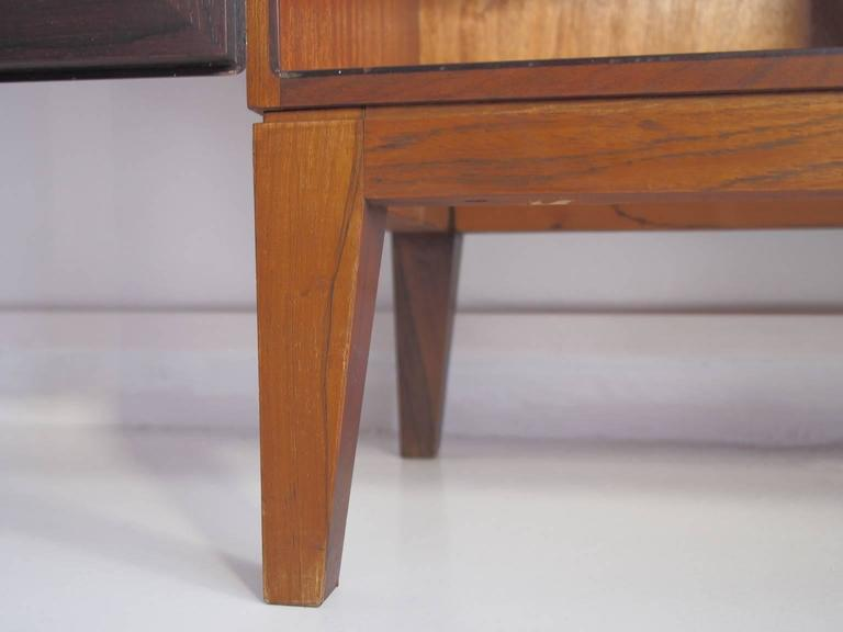 Hardwood Sideboard by Kai Winding, Circa 1960s For Sale 1