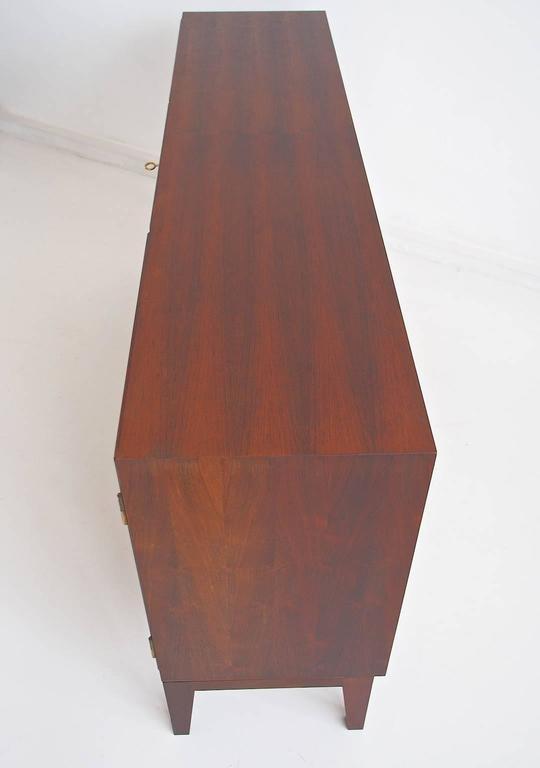 Hardwood Sideboard by Kai Winding, Circa 1960s For Sale 3