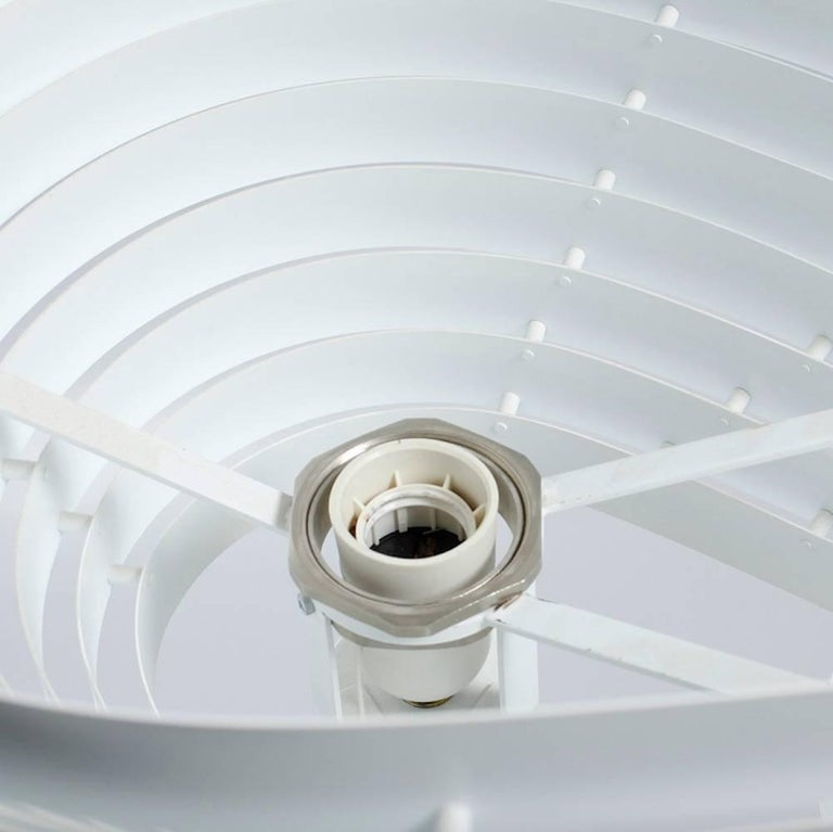 20th Century Alvar Aalto Model A805 Angel Wing Floor Lamp For Sale