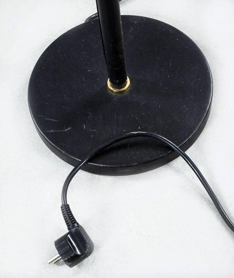 Alvar Aalto Model A805 Angel Wing Floor Lamp For Sale 1