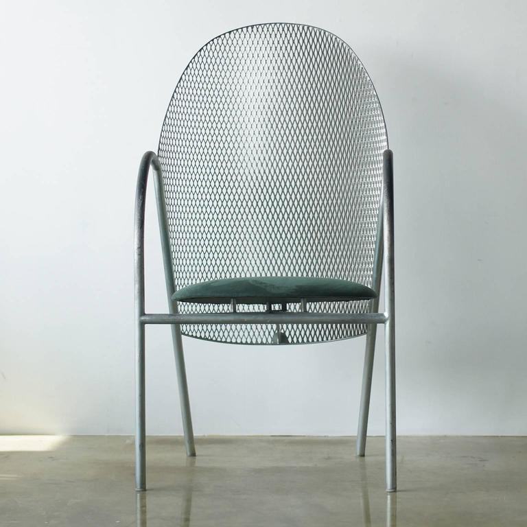 Post-Modern HAL Chair Shiro Kuramata For Sale