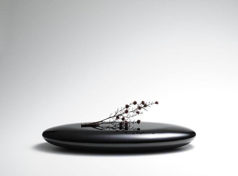 Tokonoma Satoshi Itasaka Urushi Object Contemporary Zen Japanese For Sale 1
