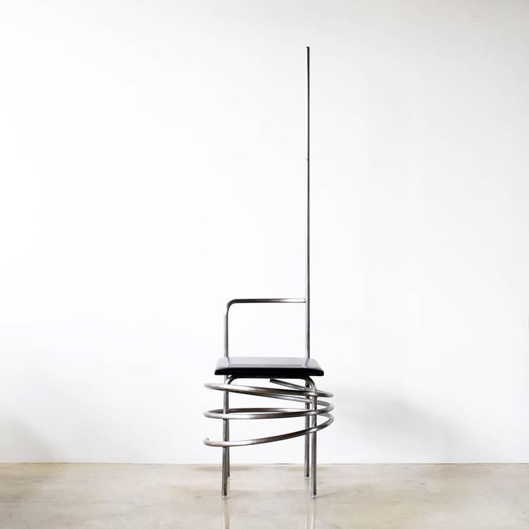 Comme Des Garçons No.24 Chair By Rei Kawakubo 3