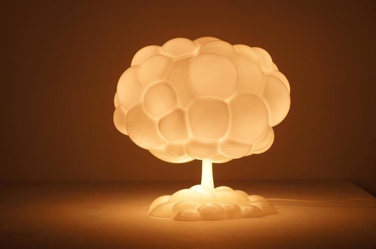 Japanese Mushroom Lamp Satoshi Itasaka For Sale