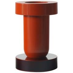 Mirto Flower Vase Ettore Sottsass Japanese Urushi Laquer Model