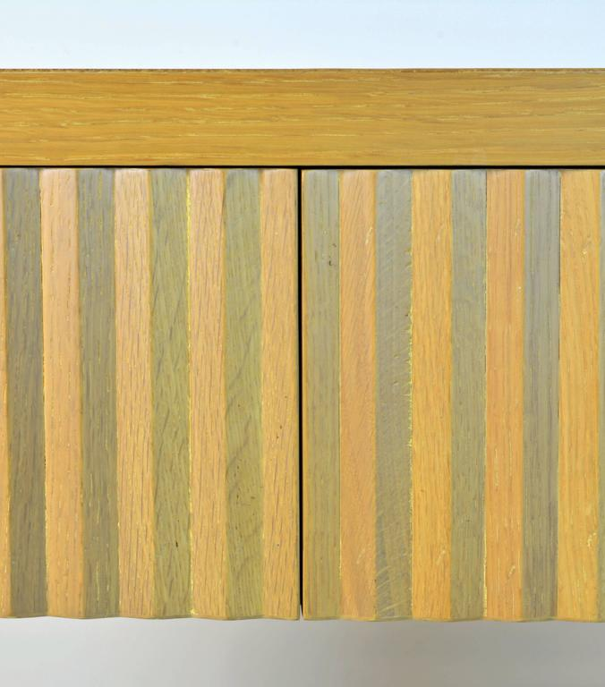 Modern Design Bar or Credenza by Michael Vanderbyl for Bolier In Excellent Condition In Ft. Lauderdale, FL