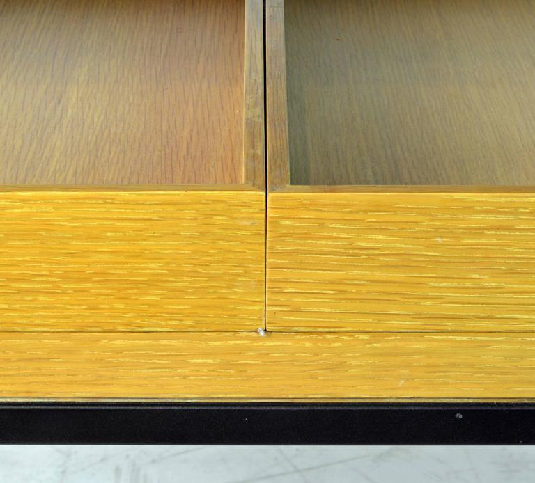 Steel Modern Design Bar or Credenza by Michael Vanderbyl for Bolier