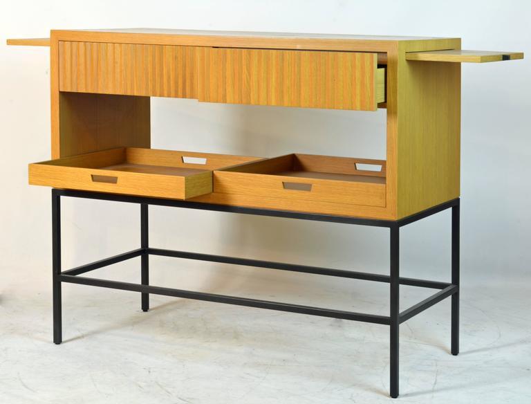 American Modern Design Bar or Credenza by Michael Vanderbyl for Bolier