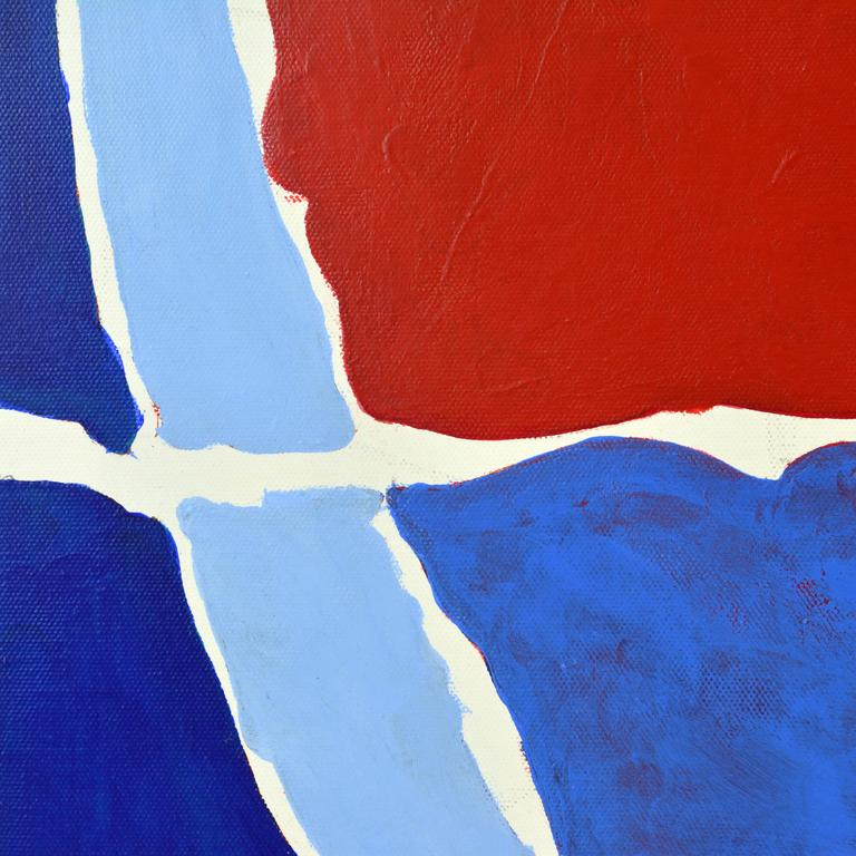 'December' Contemporary Abstract Work by Anders Hegelund, Danish For Sale 2