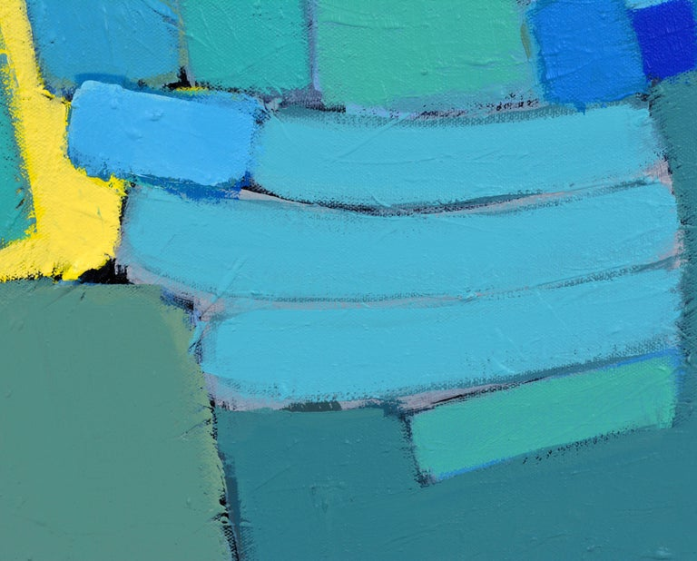 'Arrondissement' Contemporary Mid-Century Style Abstract by Lars Hegelund 5