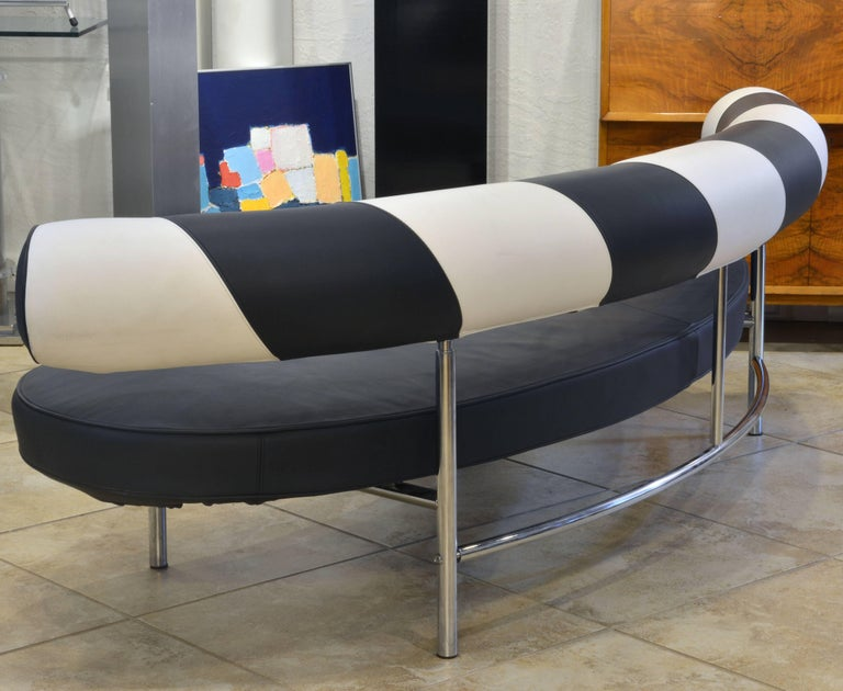 Italian MAX Leather Sofa by Antonio Citterio for Flexform Italy 20th Century Design Icon For Sale