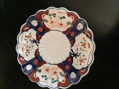 Early 20th Century Imari Japanese Plate