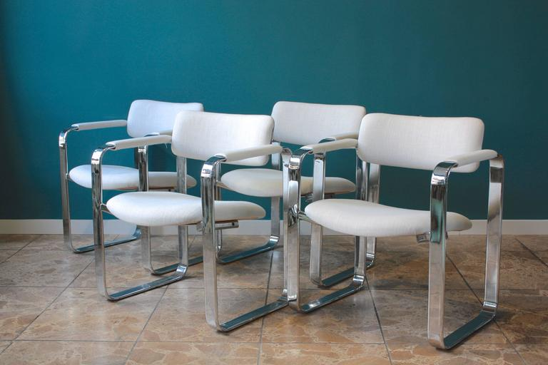 Mid century modern eero aarnio mobel italia chairs set of four at 1stdibs - Mid century mobel ...