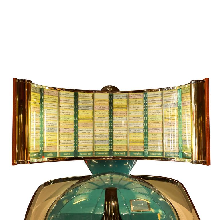 Italian Jukebox, Ami Continental, 1960, Musicbox For Sale