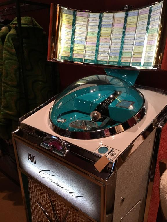 Jukebox, Ami Continental, 1960, Musicbox For Sale 1