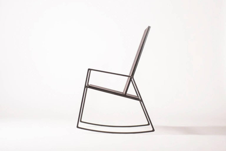 Rocker Two by Klein Agency In Excellent Condition For Sale In Los Angeles, CA