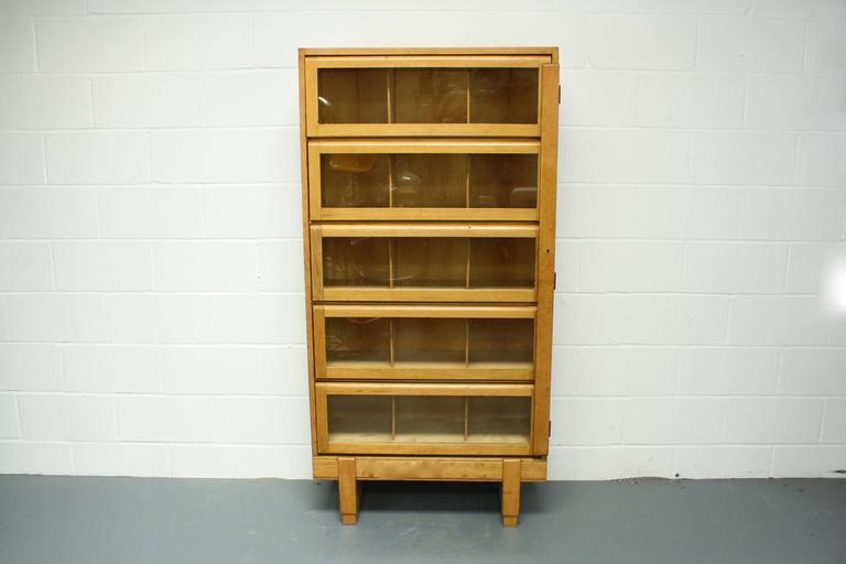 Vintage 1950s Staverton Bookcase For Sale At 1stdibs