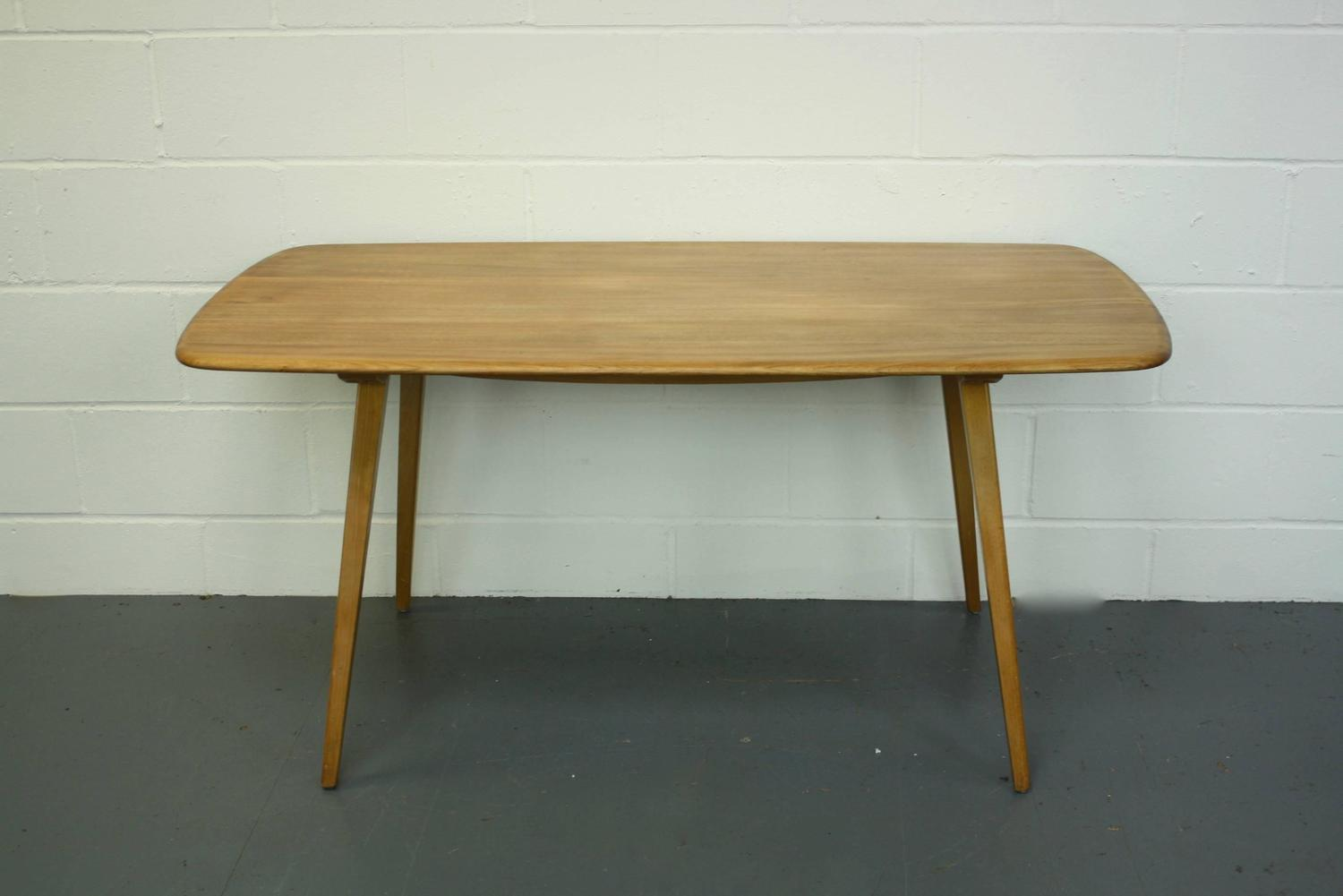 Midcentury Ercol quotPlankquot Elm and Beech Dining Table For  : IMG4131z from www.1stdibs.com size 1500 x 1001 jpeg 63kB