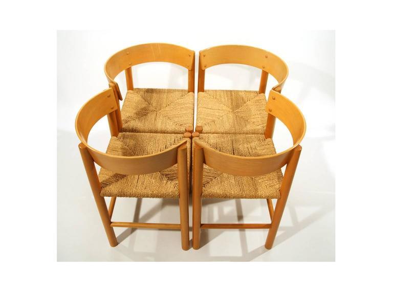Mogens Lassen Set of Furniture for Fritz Hansen, Denmark 4
